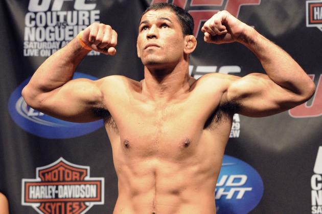 Antonio Rodrigo Nogueira: Rousimar Palhares Never Hurt Anyone in Our Gym