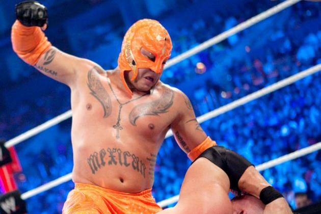 Examining Where Rey Mysterio Fits into the WWE Landscape Upon Return from Injury