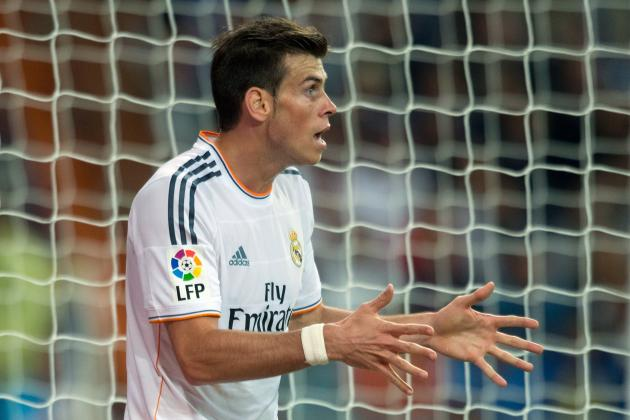 Gareth Bale's Return to Action Will Give Real Madrid Much-Needed Boost
