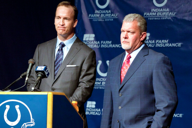 Colts Owner Jim Irsay: Manning Decision Was Part of Effort 'to Be More Balanced'