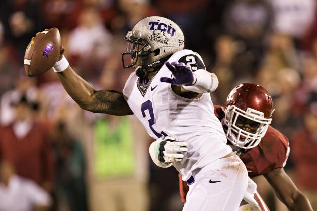 Why Is TCU Quarterback Trevone Boykin Struggling?