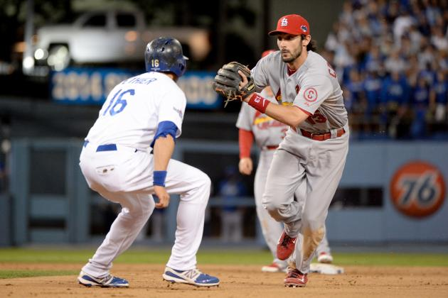 NLCS Schedule 2013: Breaking Down Remaining Games