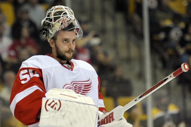 Debate: Which Wings Player Has Been the Biggest Surprise So Far?