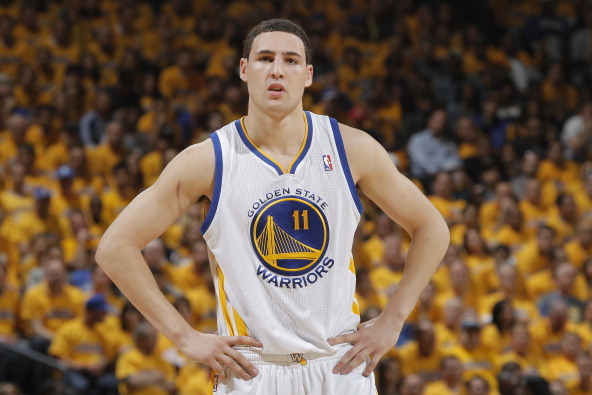 Klay Thompson Says It's Time for Golden State Warriors to Be 'The Team Out West'