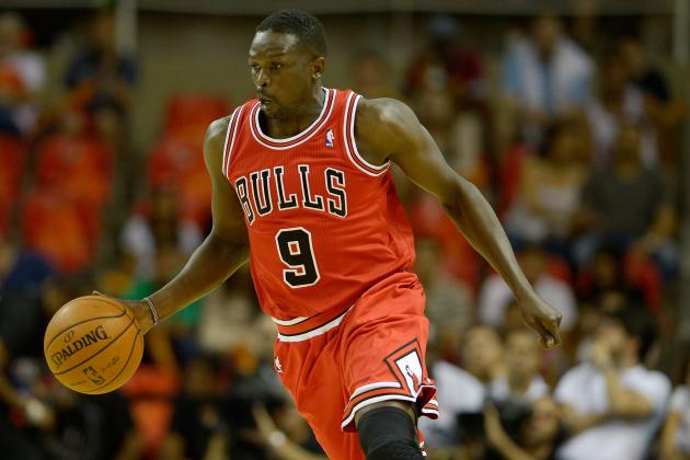 Does Bill Simmons' Trade Idea of Luol Deng to the Milwaukee Bucks Make Sense?