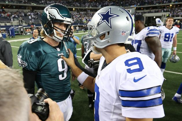 Dallas Cowboys vs. Philadelphia Eagles: Preview and Prediction