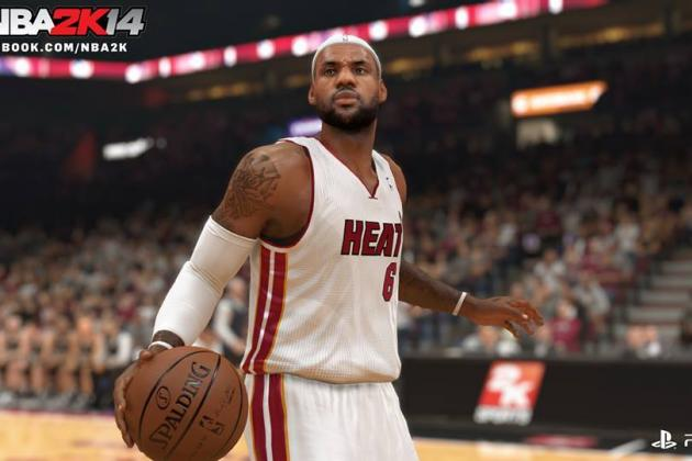 NBA 2K14: Next-Generation Graphics Set New Bar for Sports Gameplay