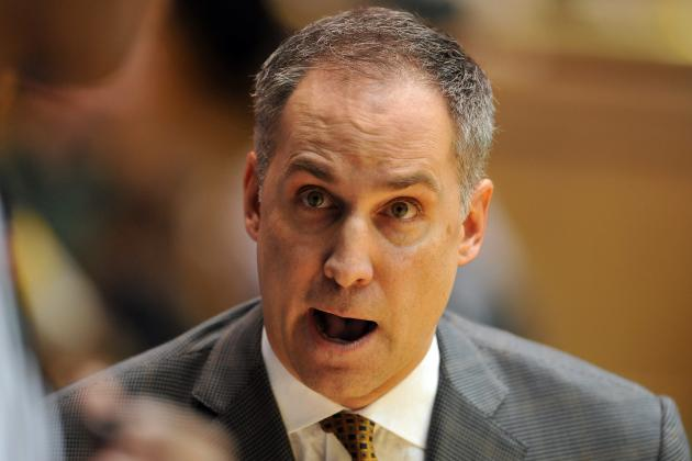 Men's Basketball Coach Kerry Keating Given Multi-Year Extension