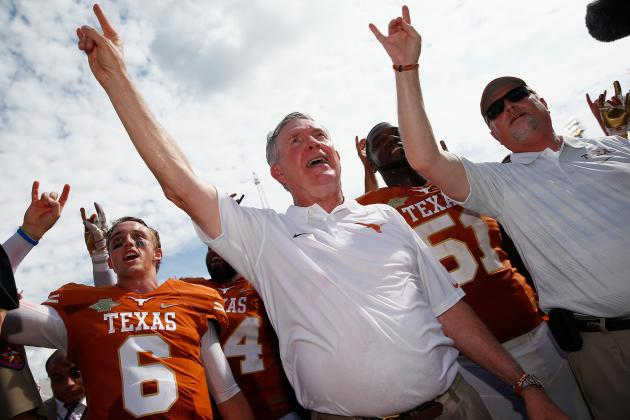 Texas' Talent Finally Plays Big, but Can Longhorns Hang with Baylor?