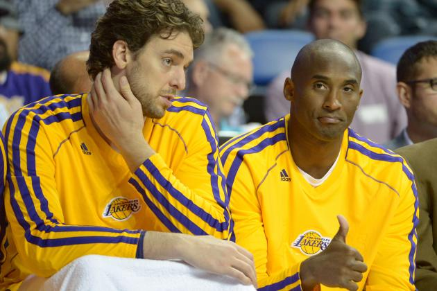Kobe Bryant and the Los Angeles Lakers: What Can We Expect This Season?