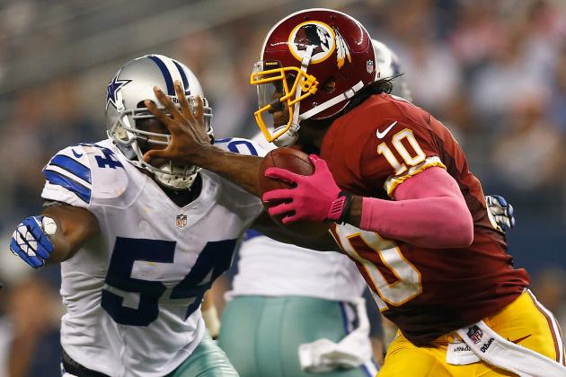 Robert Griffin III's Keys to Success Against the Chicago Bears