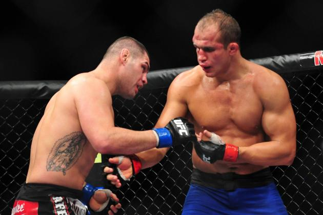 Velasquez vs. Dos Santos 3: What Other Fighters Are Saying About Epic 3rd Bout