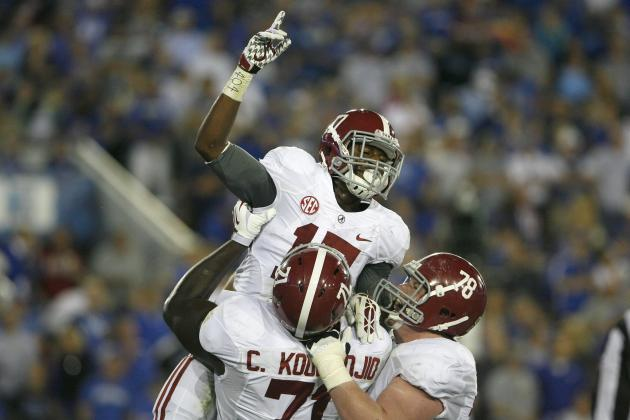 Arkansas vs Alabama: Keys to Victory for Each Side in SEC West Showdown