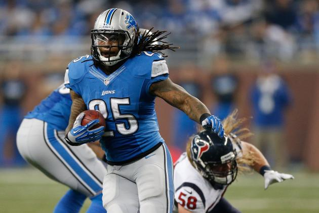 Detroit Lions: Team Should Listen to Offers for Mikel Leshoure