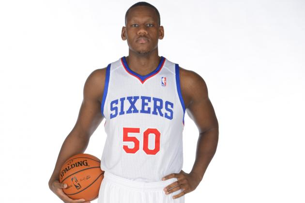 Getting Healthy First Goal for Sixers' Allen