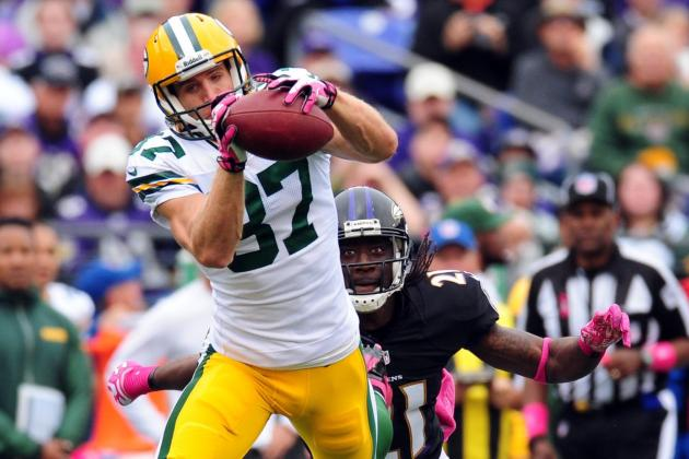 Will defenses double team Jordy Nelson?