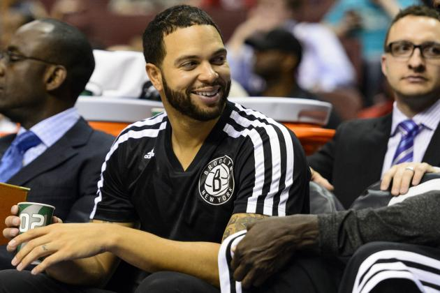 Deron Williams Irked by Slow-Healing Ankle