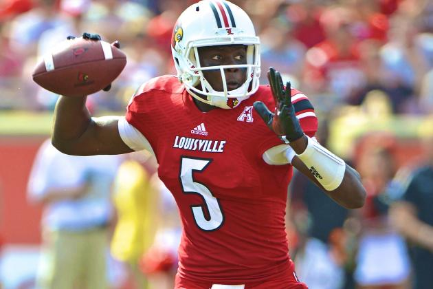 UCF vs. Louisville: Live Score and Highlights