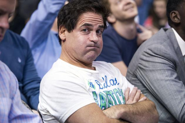 Mark Cuban Is Still Fixated on the Miami Heat