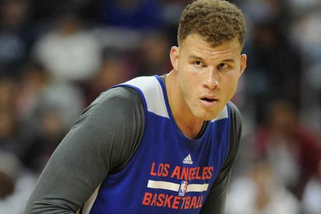 Griffin Will Start Tonight vs. Blazers