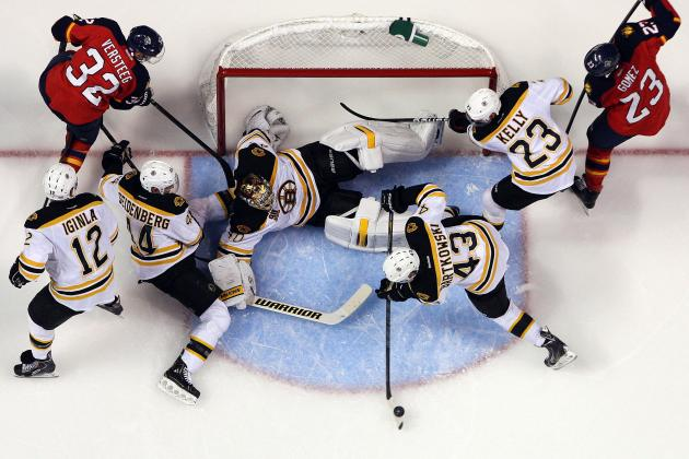 Boston Bruins Still Have Plenty to Clean Up Despite Last Night's Win