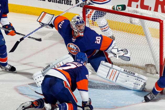 Isles Look to Defense for More Offense