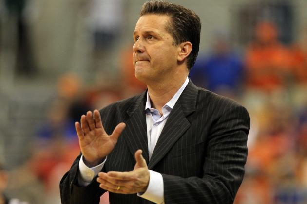 Calipari: UK Wildcats 'Are College Basketball'
