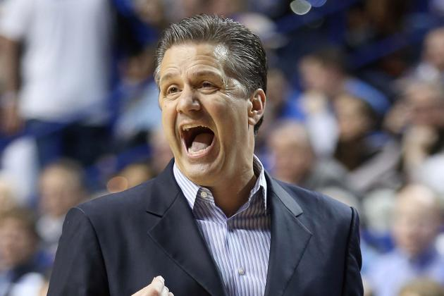 Kentucky Midnight Madness 2013: Top Moments, Recap and Twitter Reaction