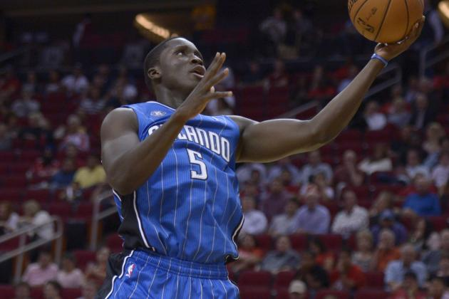 Victor Oladipo Rises for Two-Handed Dunk Against Grizzlies