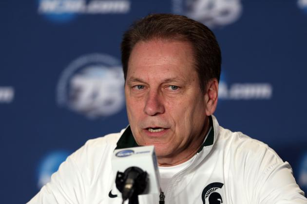 Michigan State Midnight Madness 2013: Tom Izzo Steals Show at Spartans' Event