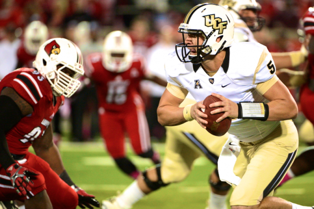 UCF vs. Louisville: Score, Analysis for Knights' Upset Win