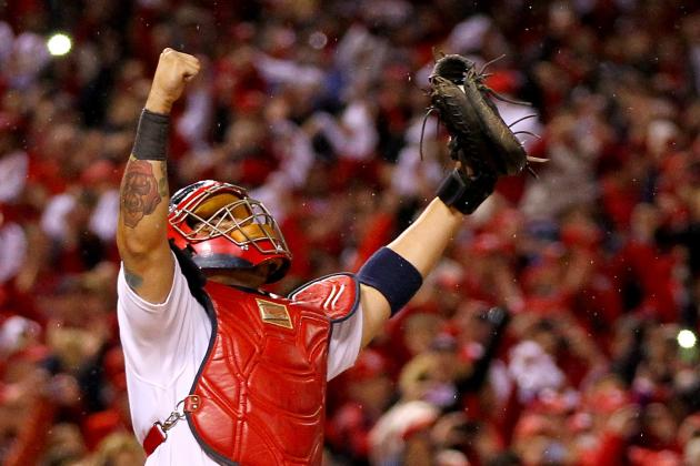 Video, Twitter Reaction to St. Louis Cardinals Celebrating World Series Trip