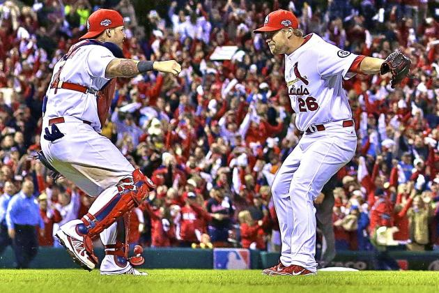 Dodgers vs. Cardinals: Score, Grades and Analysis for NLCS Game 6