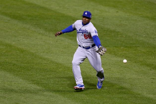 Yasiel Puig's NLCS Road Struggles Exposes Youth, Inexperience
