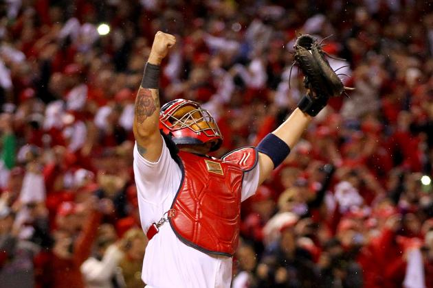 St Louis Cardinals Head to the World Series After Demolishing Dodgers 9-0