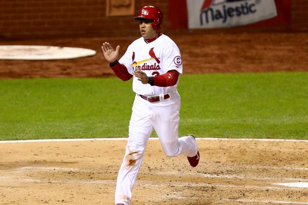 Beltran Advances to First World Series