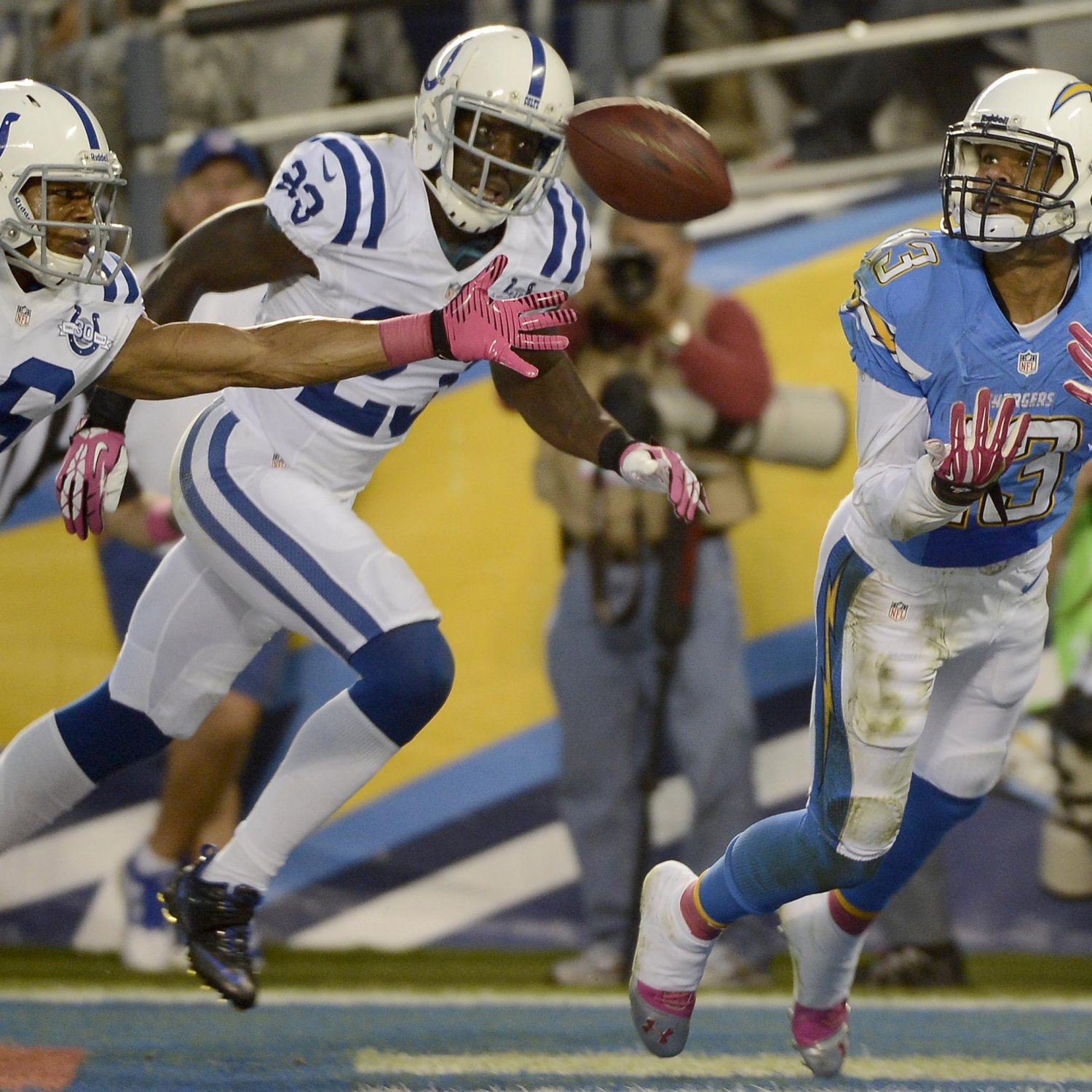 San Diego Chargers Established: Fantasy Football 2013: Keenan Allen Is A Top-25 WR