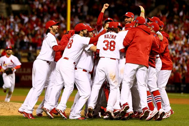 Wacha, Bats Send Cards to World Series
