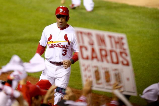 Finally in the Cards for Beltran, St. Louis Wins Pennant