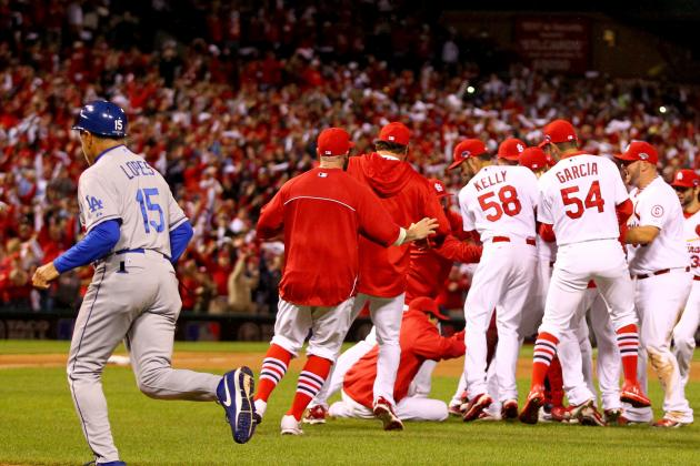 Cards in a Cakewalk: Sorry Yogi, but This One Was over Before It Was over