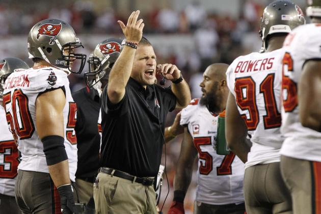 Can Beating Depleted Falcons Calm Things Down for Schiano, Tampa Bay Buccaneers?