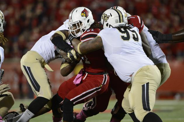 Projected BCS Standings 2013: How Louisville's Loss Will Shake Up Rankings