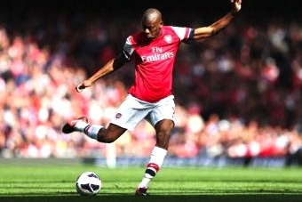 Injury Rules Arsenal's Abou Diaby Out Until March