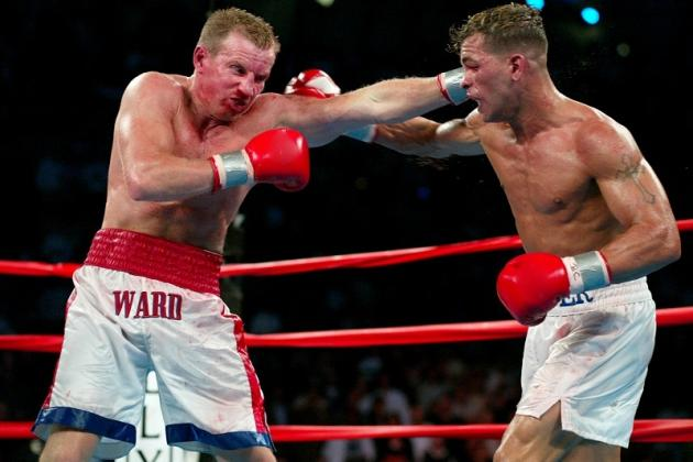 Legendary Nights: Gatti vs. Ward, and a Bond Bigger Than Boxing