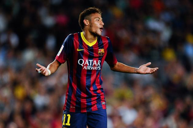 Why Neymar Needs Big Performance for Barcelona vs. Osasuna Ahead of El Clasico