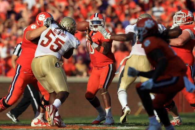 Florida State vs. Clemson: Complete Betting Guide for Epic Week 8 Showdown