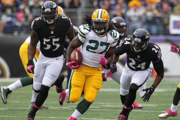 A Scout's Take on the Packers' Running Game Improvement