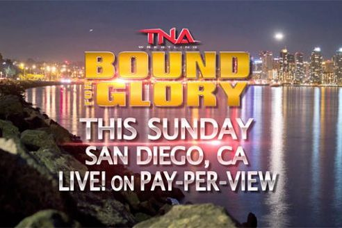 TNA Bound for Glory 2013: Card, Live Stream, Potential Spoilers and Predictions