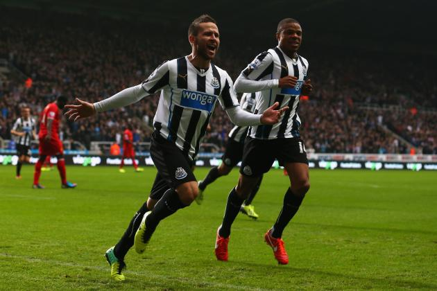 Newcastle United vs. Liverpool: Premier League Live Score, Highlights, Recap