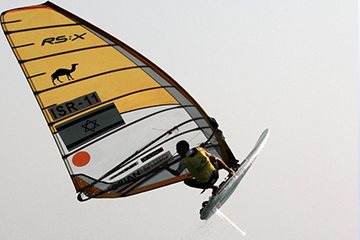 Fascinating Finale Played out at ISAF Sailing World Cup Qingdao